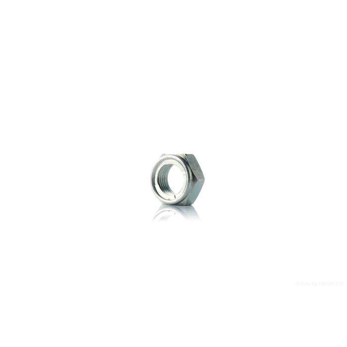 Гайка со стопорным кольцом  M12-1.50