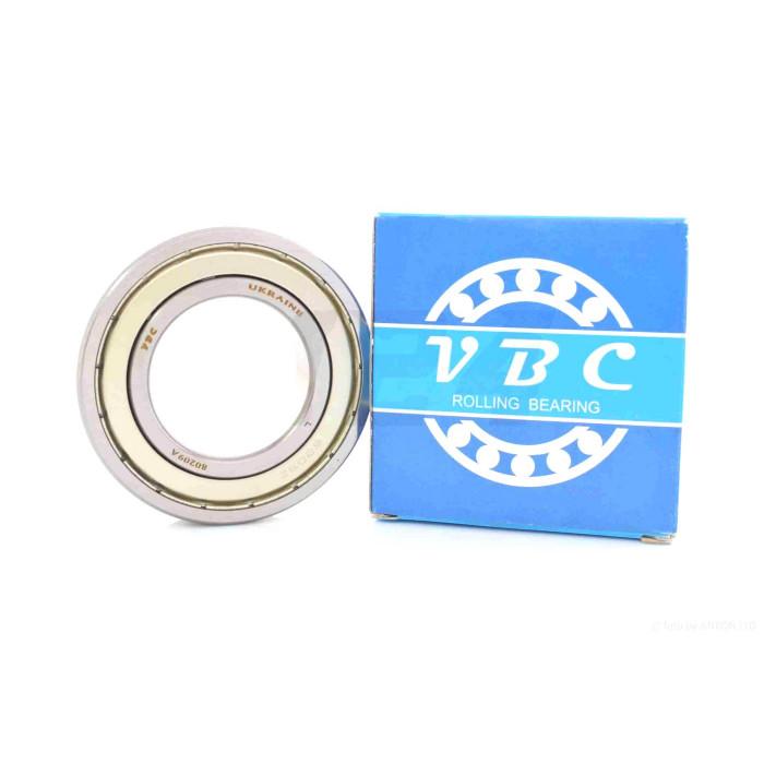 """Подшипник  6209-ZZ  45-85-19  """"VBC"""" (80209)"""