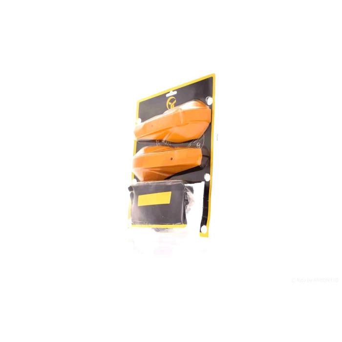 """Защита рук  мото  #VLM-026  желтые  """"CHENGYE"""""""
