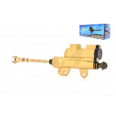 Машинка тормозная ножного тормоза  TTR 125  (золотистая)
