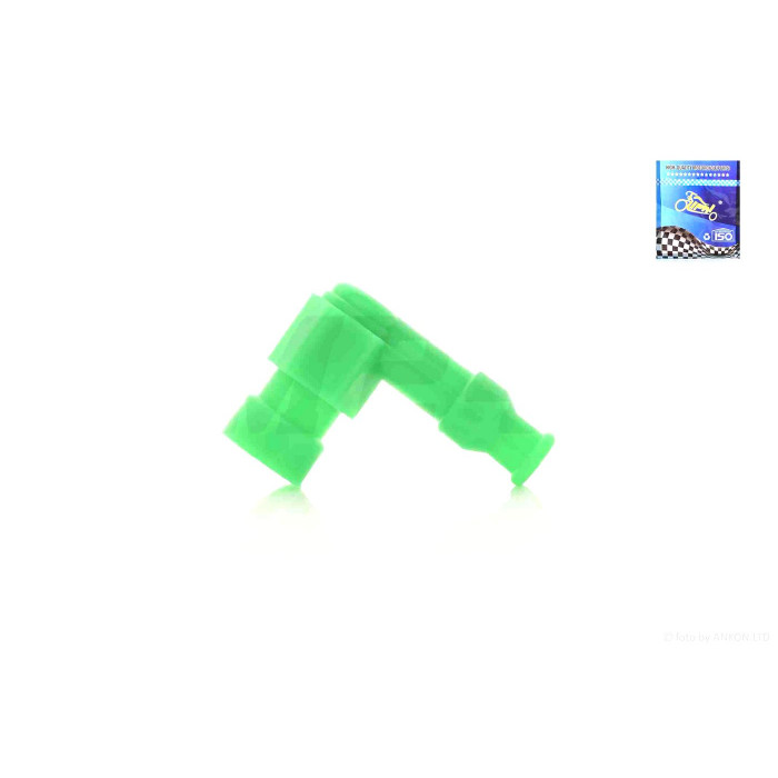 "Насвечник  2T  силикон, зеленый  #2  ""LIPAI"""