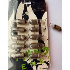 Лампа панели приборов Т-8,5 12V4W с цоколем (10шт.в у паковке)